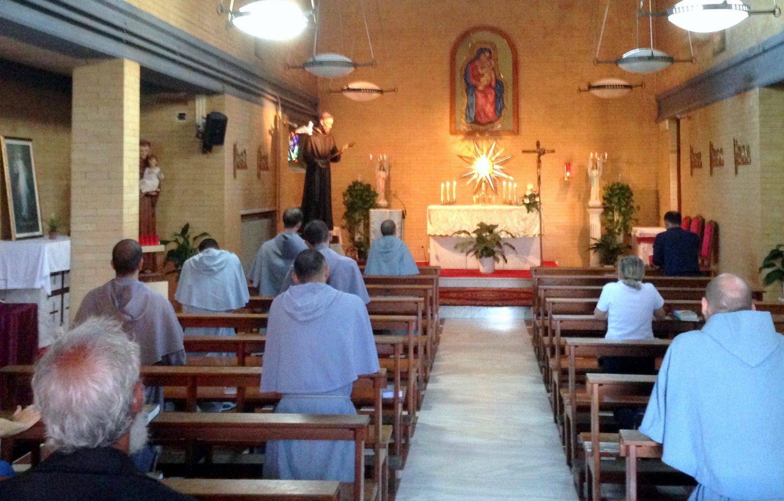 Adorazione Eucaristica Parrocchiale - Ogni Giovedi dalle ore 07:30 - 23:00