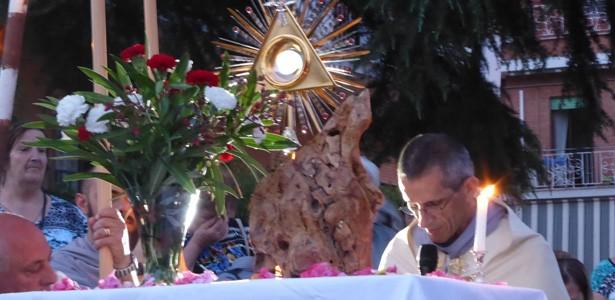 Processione Corpus Domini 2016 - Sabato 28 Maggio 2016 alle ore 20:30